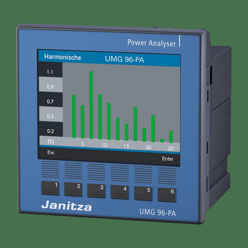 Energiemessgeraet-UMG-96-PA-Janitza