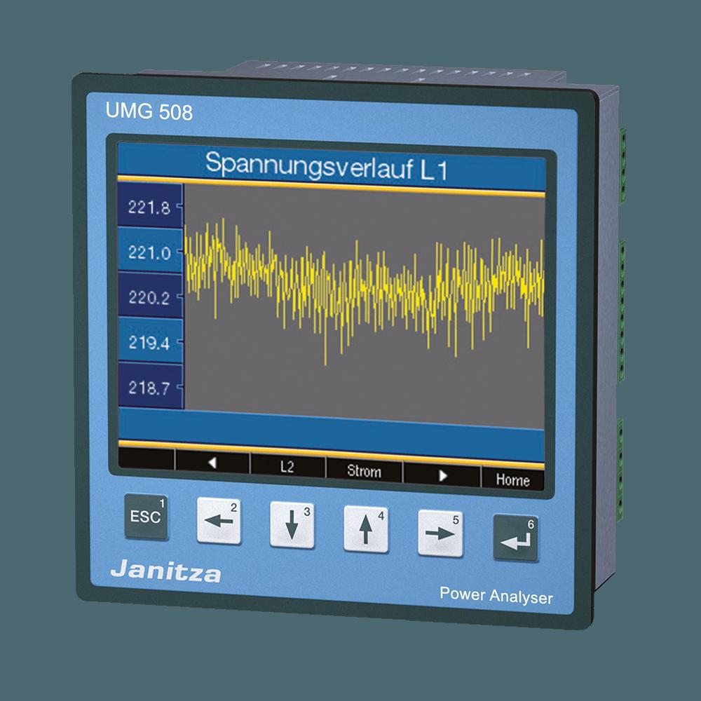 Netzanalysator-UMG-508